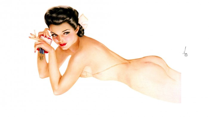 big a5a5ad508facfdb76a364a45cbc0cc1682ba2092 700x394 pin ups women Sexy not exactly safe for work
