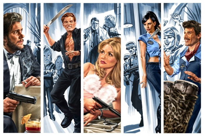 d5 revisionsnew 700x466 Danger 5 Television