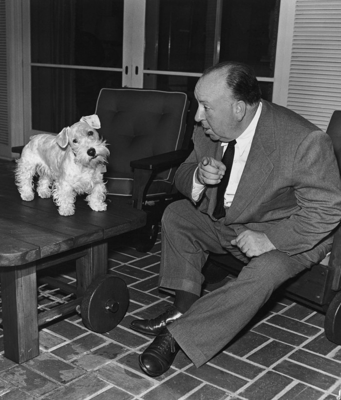 Annex Hitchcock Alfred 09 700x820 Hitchcock & Dog Movies