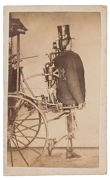 1870s Steam Powered Robot Actual Steam Powered Robot Victorian Era steampunk robot 1870