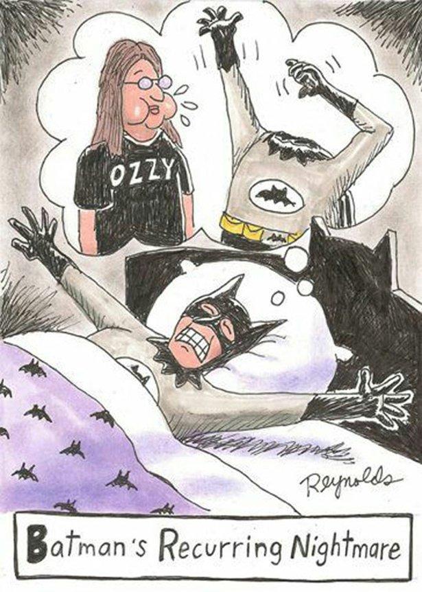 daily wtf 010 051020151 Batman wtf Ozzy Osbourne Ozzy Nightmares interesting Halloween dream Cars car Batmobile batman awesome