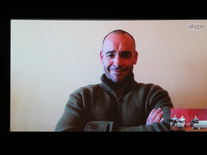 IMG 0434 700x525 Arrow Skype session Arrow