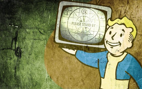pip boy 500x312 Pipboy Wallpaper fallout