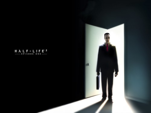 G man 500x375 Half Life Wallpaper half life Gaming