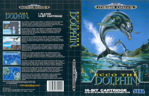ecco the dolphin 1 Ecco the Dolphin