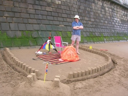 Awesome Beach Fortress