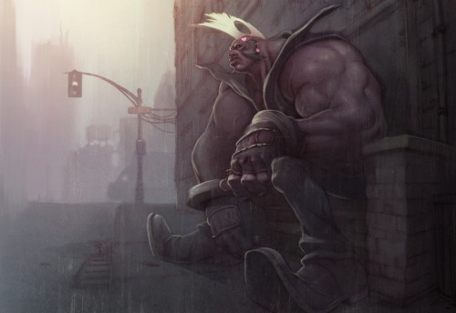 BIRDIE   Chillin   Part Two by alvinlee 500x344 Street Fighter