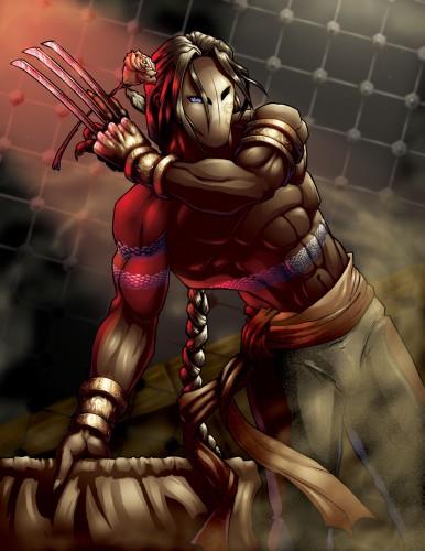 Vega   El Matador Magnifico by xerjester 386x500 Street Fighter Wallpaper street fighter NeSFW Gaming