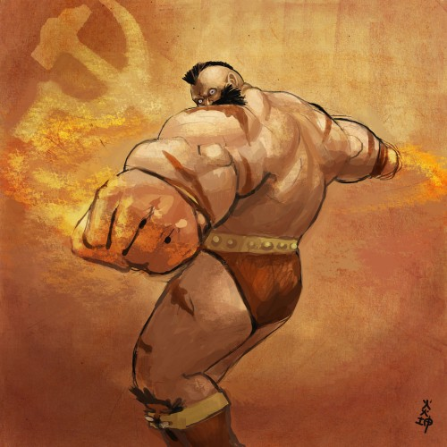Zangief 500x500 Street Fighter