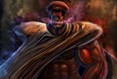 bison 500x339 More Street Fighter
