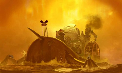 Mickey5 500x300 Epic Mickey   Part 2 Gaming epic mickey disney