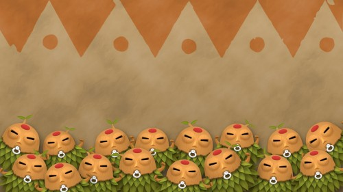 Pixeljunk Monsters2 500x281 Pixeljunk Monsters Wallpaper Tiki Gaming