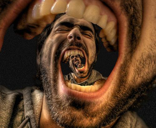 scream scream wtf
