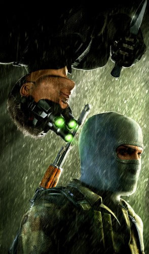 1084197261 original 294x500 Tom Clancys Splinter Cell