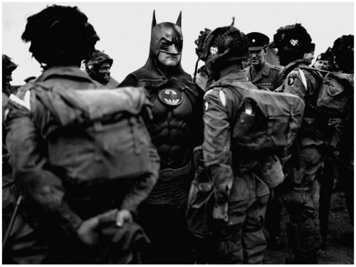 Super Heroes in WW2