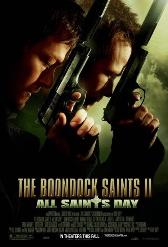 bs2 339x500 Boondock Saints II: All Saints Day Movies Movie posters
