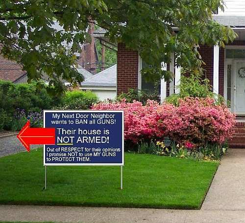 armed house Armed House