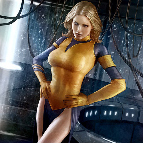 Guri TSS Droid with breasts
