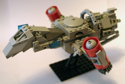 lego serenity 500x335 Lego Serenity lego firefly Awesome Things