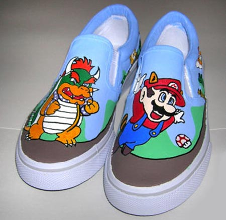 mario shoes 1 Mario shoes mario Gaming