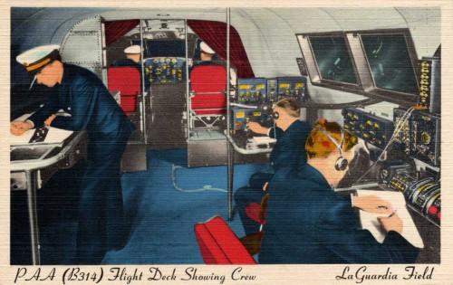 b 314 163 web 500x315 Boeing B 314 Technology Military