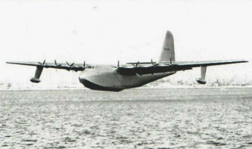 h4 Sprucegoose 500x297 Howard Hughes BIG DICK Military