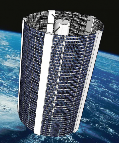 Asten – space habitat proposal
