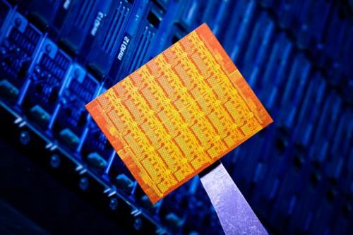 Intel 48 Core Processor.