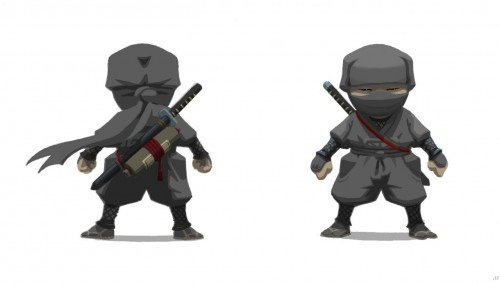 6835 500x285 Mini Ninjas Gaming