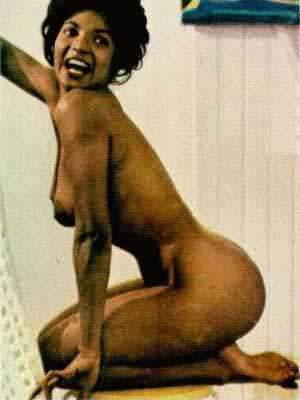 nichelle nichols nude 1 Lieutenant Nyota Uhura Nude