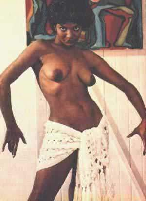 nichelle nichols nude 2 Lieutenant Nyota Uhura Nude