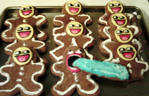 gbrd 500x321 Awesome Gingerbread Cookies X Mas Food