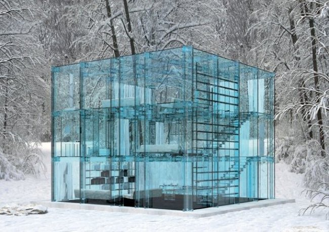 tn Glass House