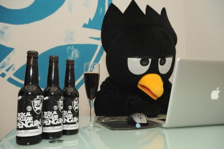 penguinblog2 440 Screw Tru blood.. Tactical Nuclear Penguin FTW! wtf penquins Alcohol