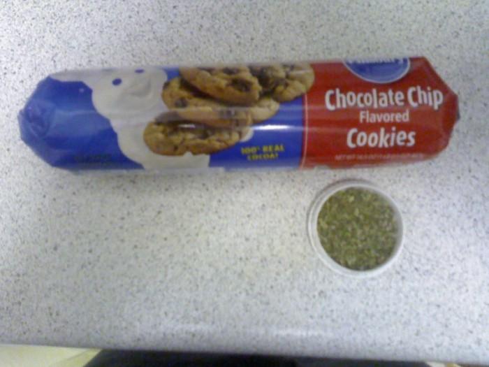 Bud Cookies!