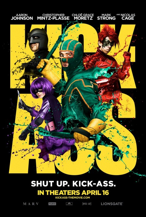 kickass ver9 xlg 472x700 Kick Ass Theatrical Poster