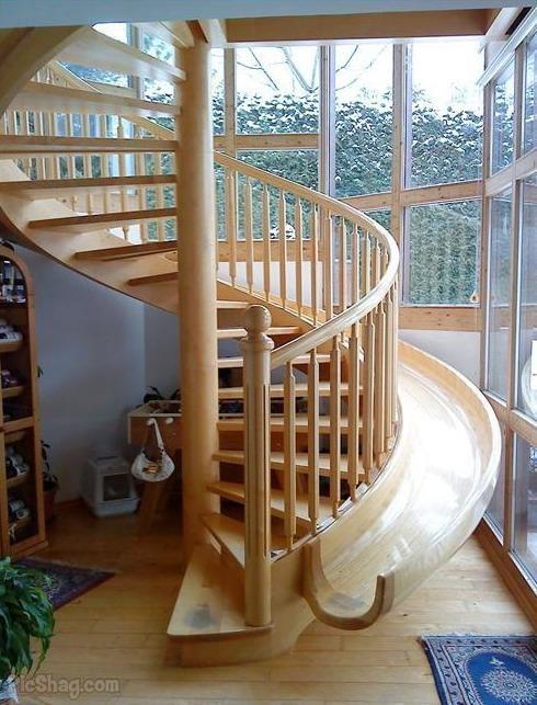 Stairslide