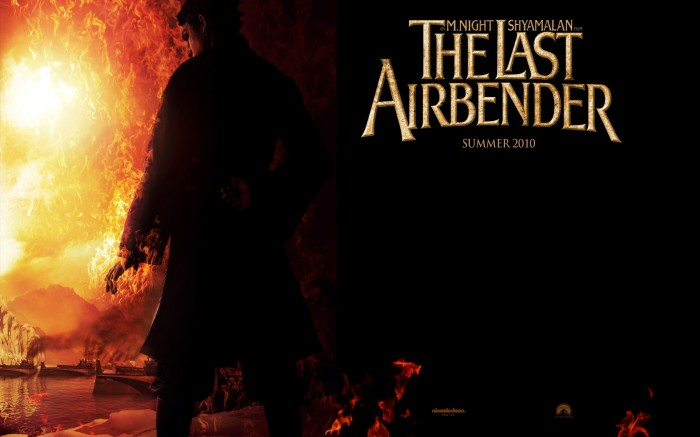 Avatar – The Last Airbender Movie Wallpapers