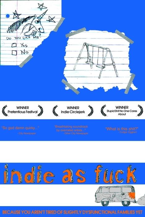 indieasfuck INDIE AS FUCK! Movies Humor