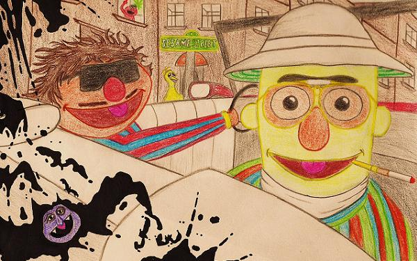 fear and loathing in sesame street Fear and Loathing in Sesame Street