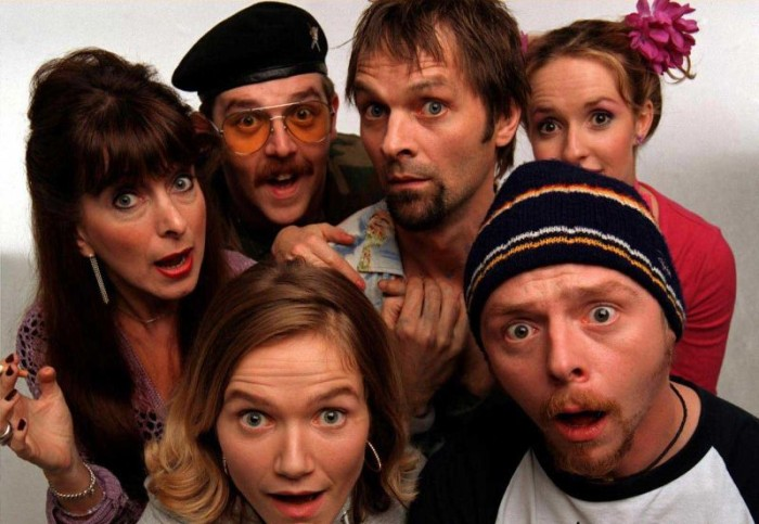 spaced 700x483 Spaced: The Cast Television Spaced