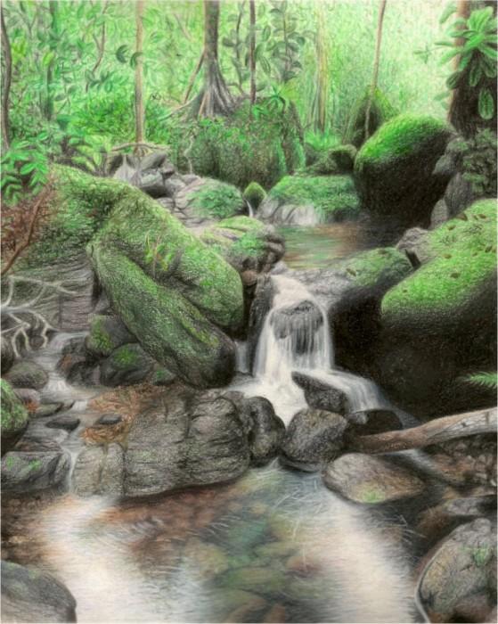 sinjahara 559x700 Drawings by Draik MCS Art