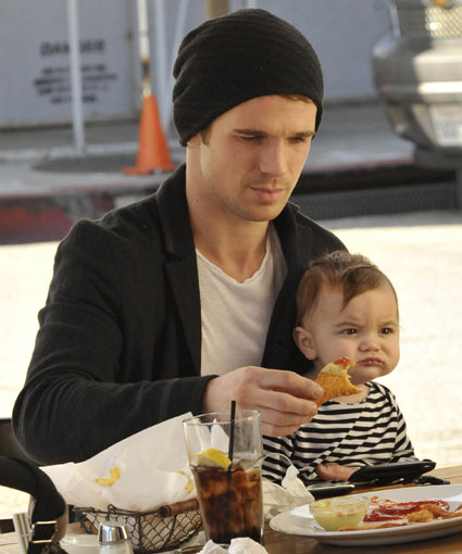 cam gigandet 030210 m baby is not impressed
