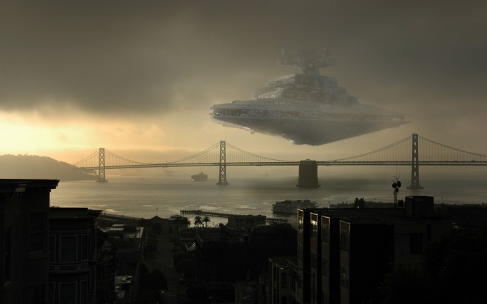 Star Dest 700x437 Imperial Star Destroyer? Wallpaper star wars