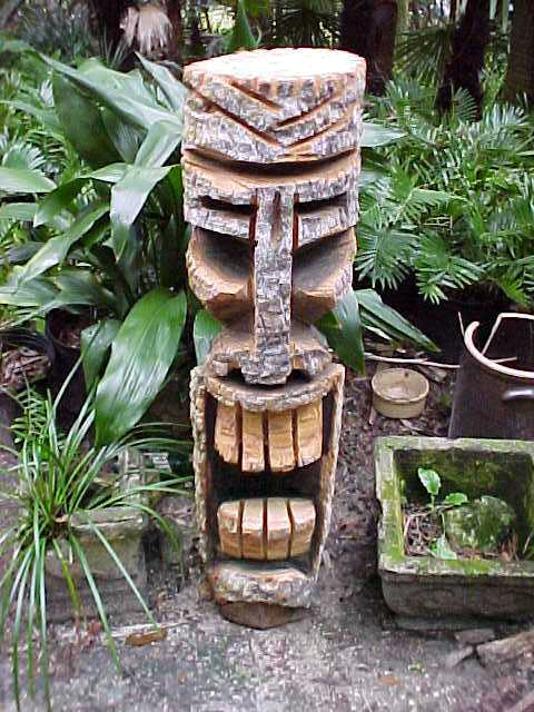 Patio Tiki