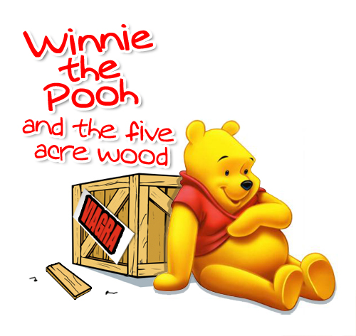 pooh acre First Pooh of the day