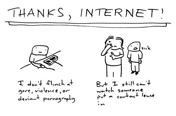 ht Thanks, Internet!