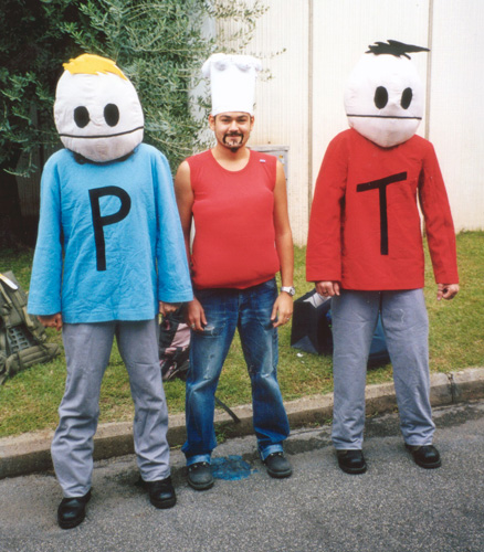 cosplay southpark Terrance & Phillip Cosplayers South Park cosplay