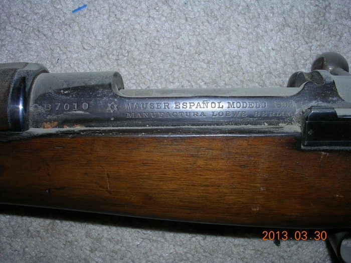 DSCN5862 700x524 mauser espanol modelo 1893 manufactura loewe berlin Weapons