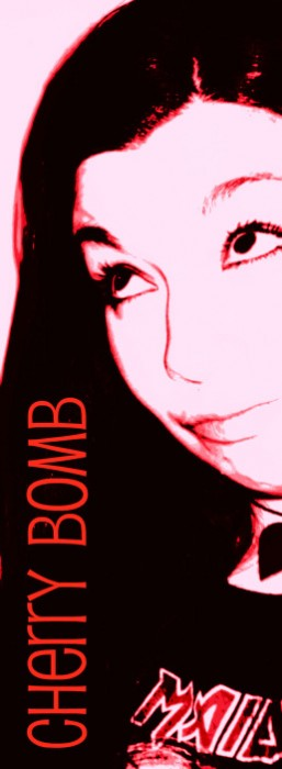 cherrybomb5 257x700 Cam whore Theme Day